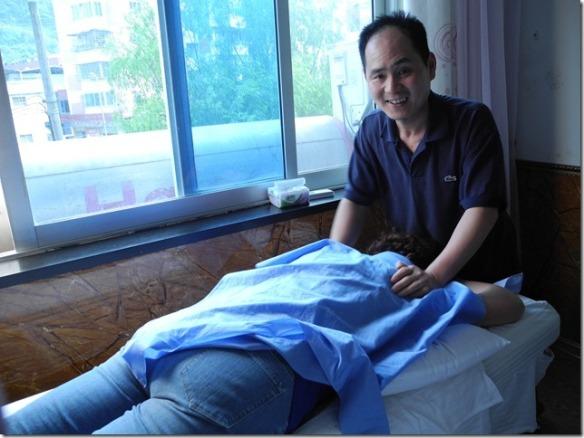 Massage at Wencheng