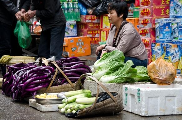 Food Market Wencheng