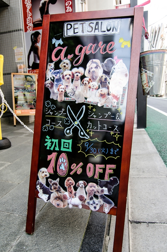 Dog Barbershop - Shimokitazawa, Tokyo