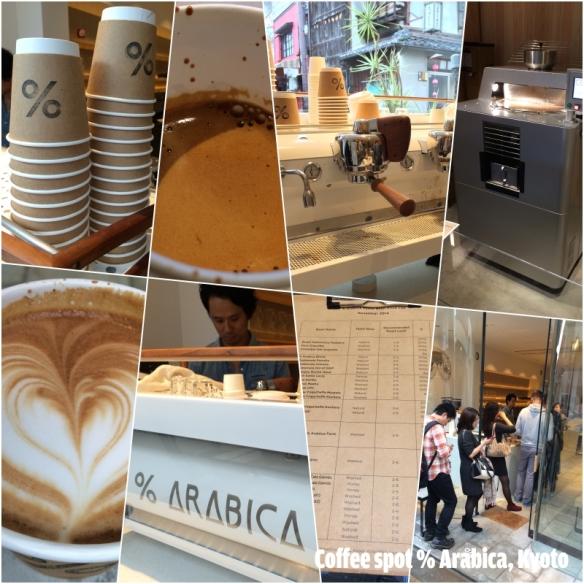 % Arabica, Kyoto