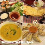 Restaurant Yak and Yeti, Kyoto